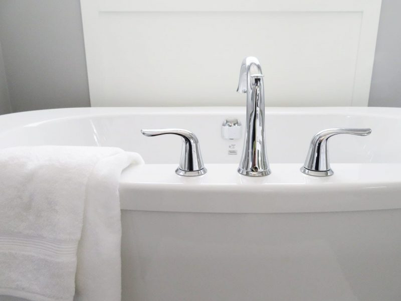 Bathrooms Snohomish County House Cleaning and Maid Service