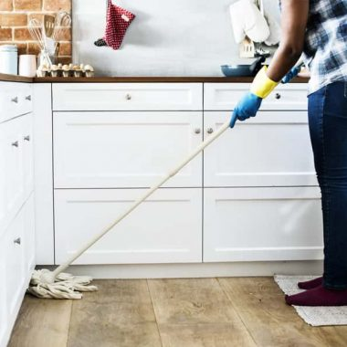 Kitchen Floors Snohomish County House Cleaning and Maid Service